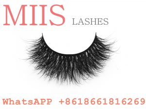 customized 3d invisible band mink lashes