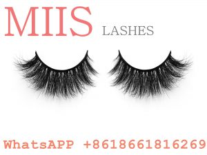 3d real siberian false eyelash