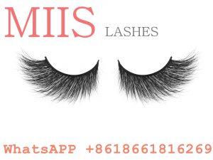 double layer mink fur lashes manufacturer