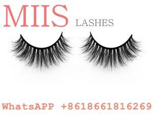 mink cluster lashes manufacturer